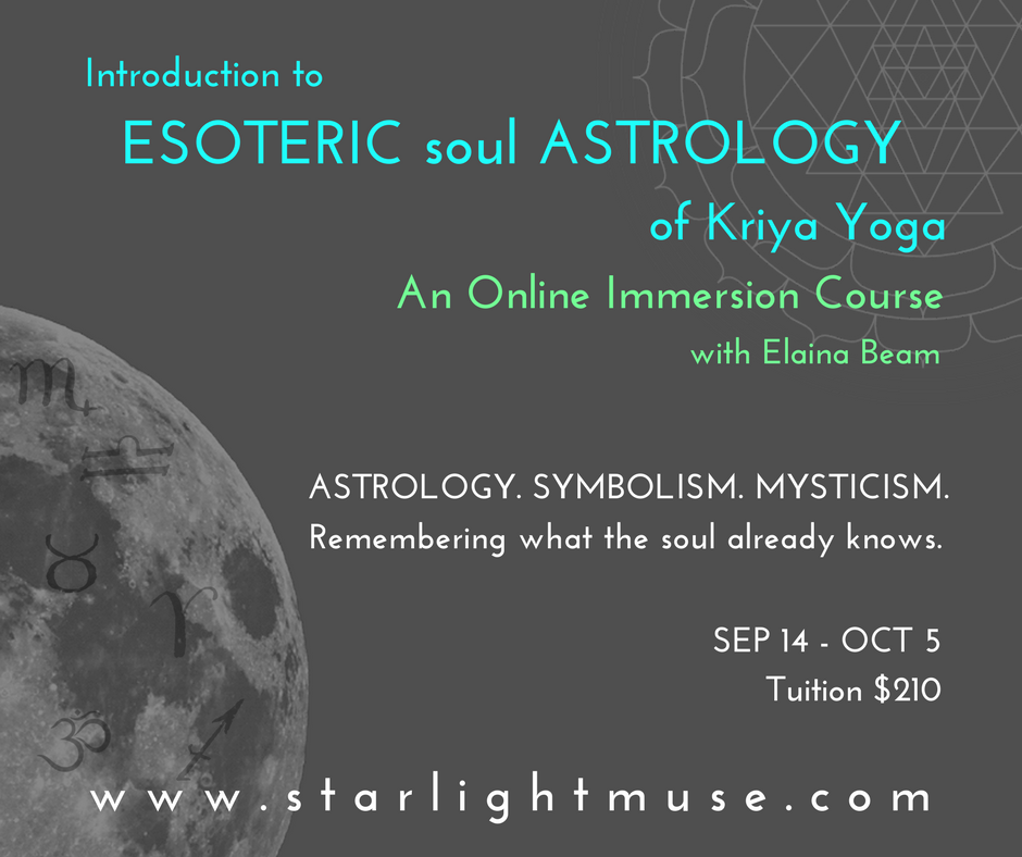 ESOTERIC ASTROLOGY COURSE